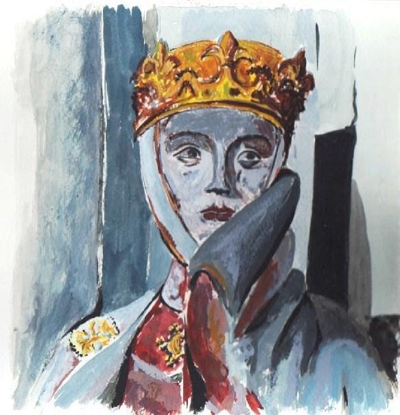 Uta Margravess of Meissen by CornelieStatiusM